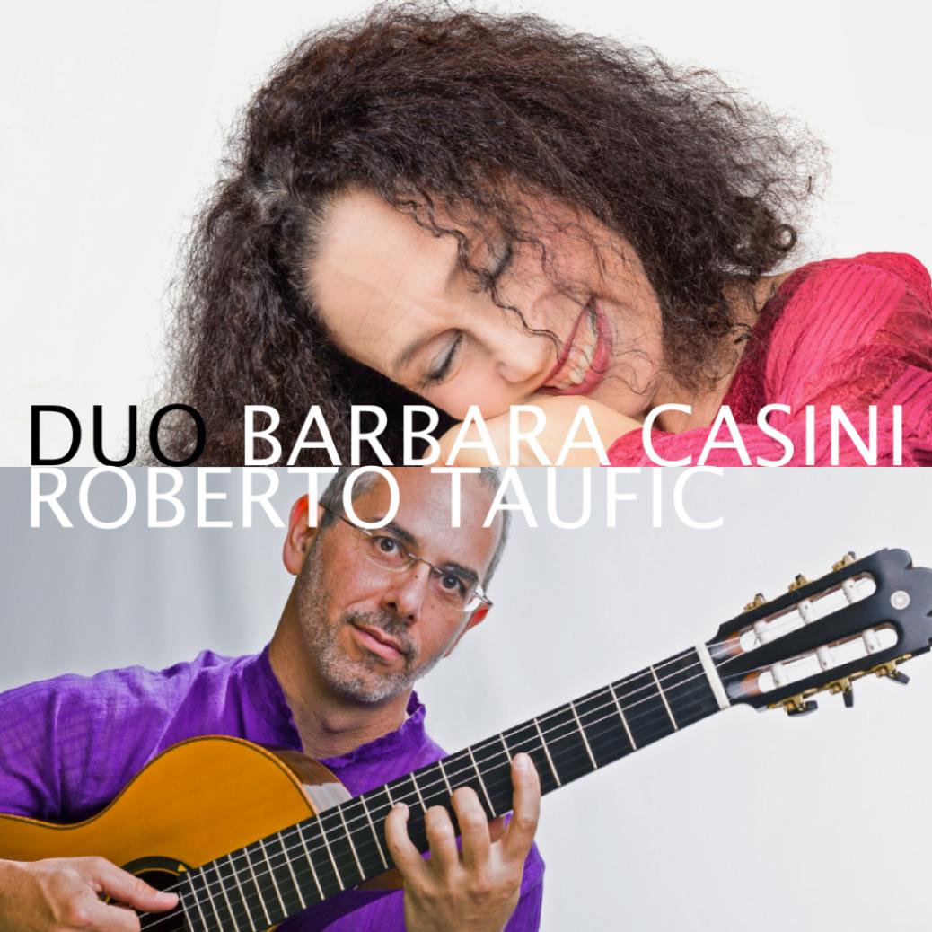 Duo Barbara Casini Roberto Taufic